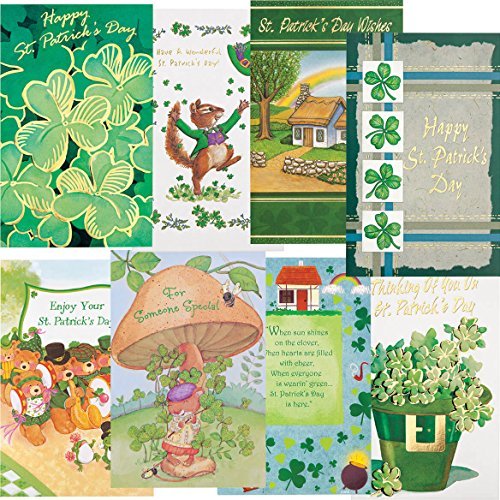 St Patricks Day Card Assortment
