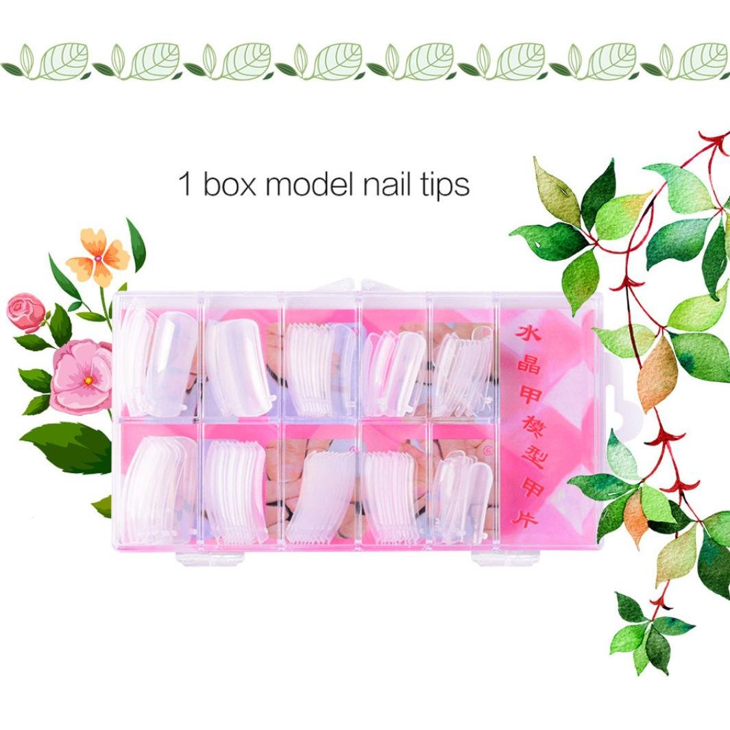 Amazon Highpot Poly Gel Nail Builder Set With Double End Nail