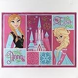Disney Frozen Sisters Patchwork Rug - 31.5'' x 44''