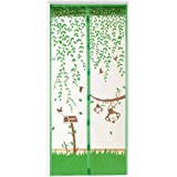 Gemini _ Mall® magnetico Flying Insect Door Screen mesh tenda zanzariera