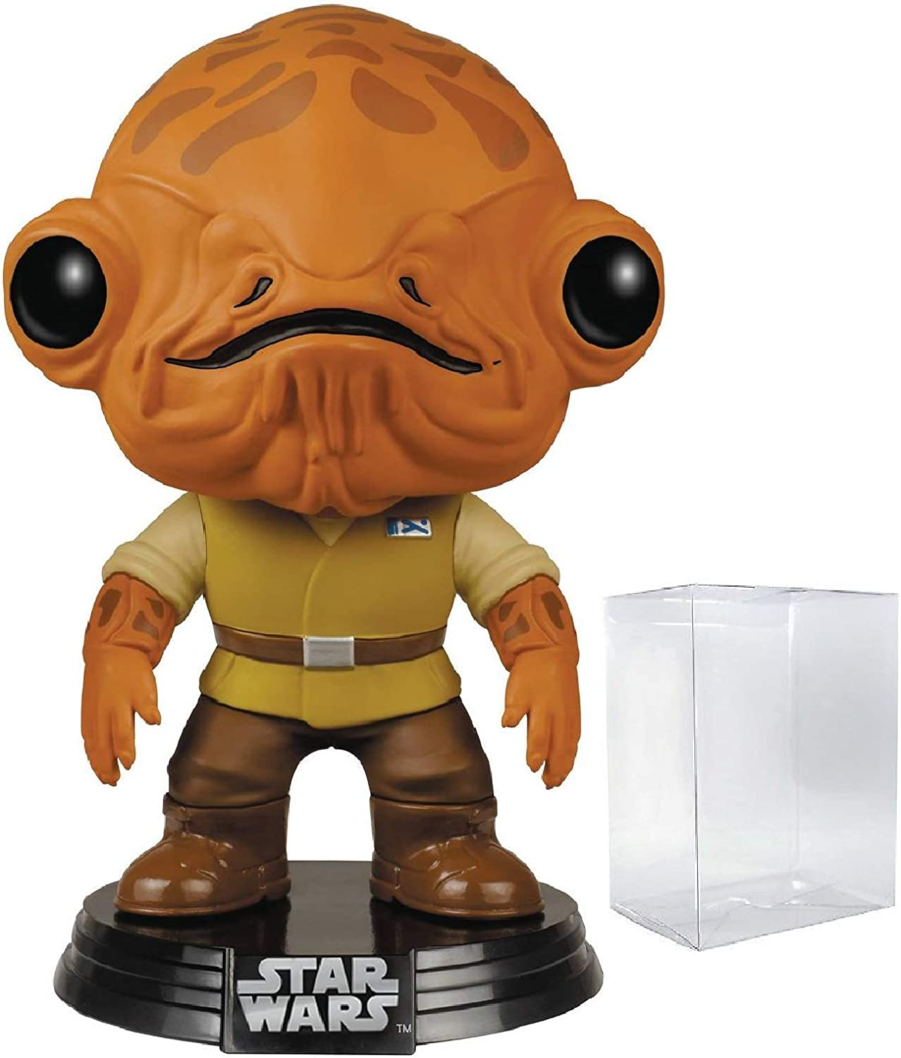 Star Wars: The Force Awakens - Admiral Ackbar Funko Pop! Figura de ...