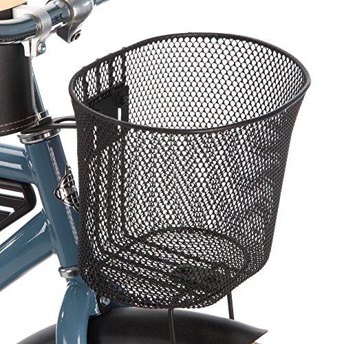 Huffy 26-inch Deluxe Men's' Cruiser Bike, Blue by Huffy (Image #3)