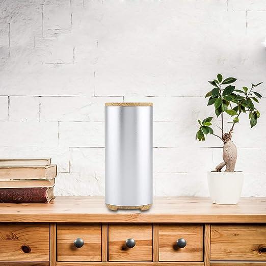 Zerone purificador de Aire, purificador de Aire portátil USB para ...