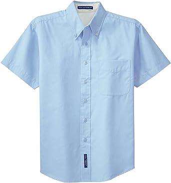 Port Authority Camisa de manga corta de fácil cuidado. S508