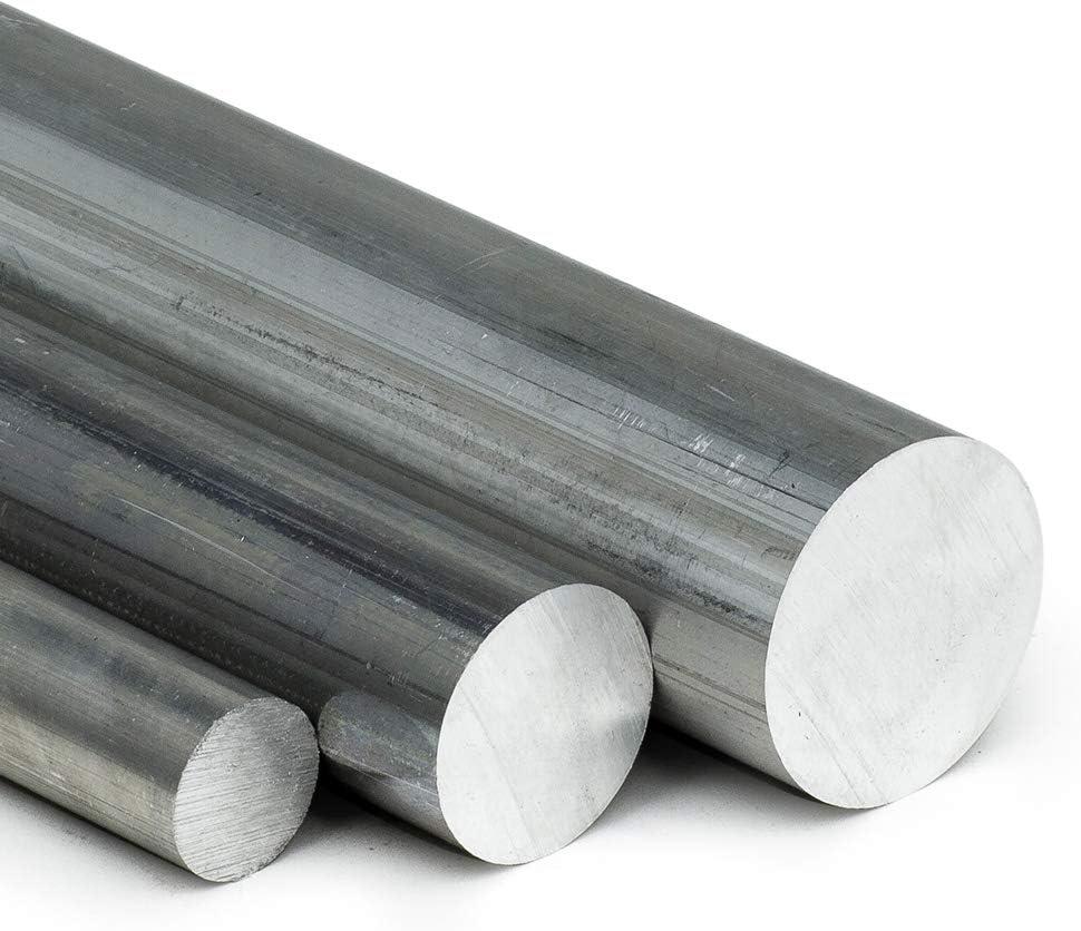 Aluminium Round Ø 33mm Length Selectable Round Rod AlCuMgPb Aluminium Round material wand