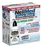 NeilMed Original Sinus Rinse Kit with 50 Premixed Sachets