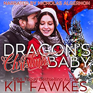 Dragon's Christmas Baby Audiobook