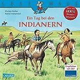 LESEMAUS, Band 10: Ein Tag bei den Indianern