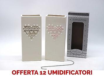 Oferta 12 umidificatori Radiador vaporizador cerámica humidificadores Estufa Calefactor