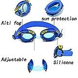 Jeferym Kids Swimwear Floatation Swimsuit Swim