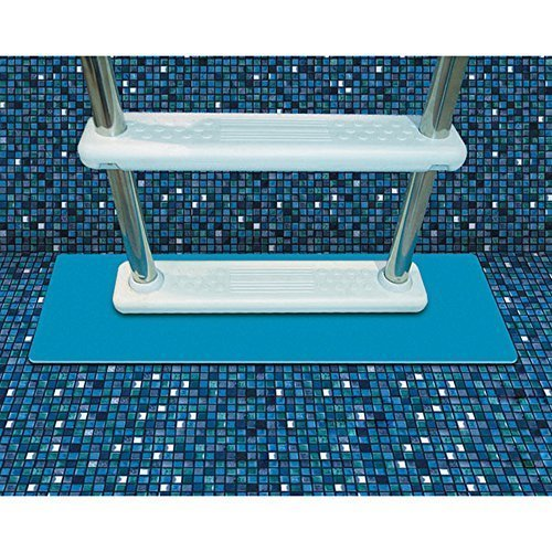 Hydro Tools - 87952 Protective Pool Ladder Mat, (9-Inch by 30-Inch) (2-Pack) by Hydrotools