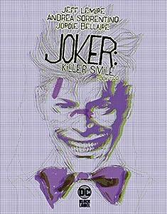 Joker Killer Smile #1 A Regular Andrea Sorrentino  VF+//NM+