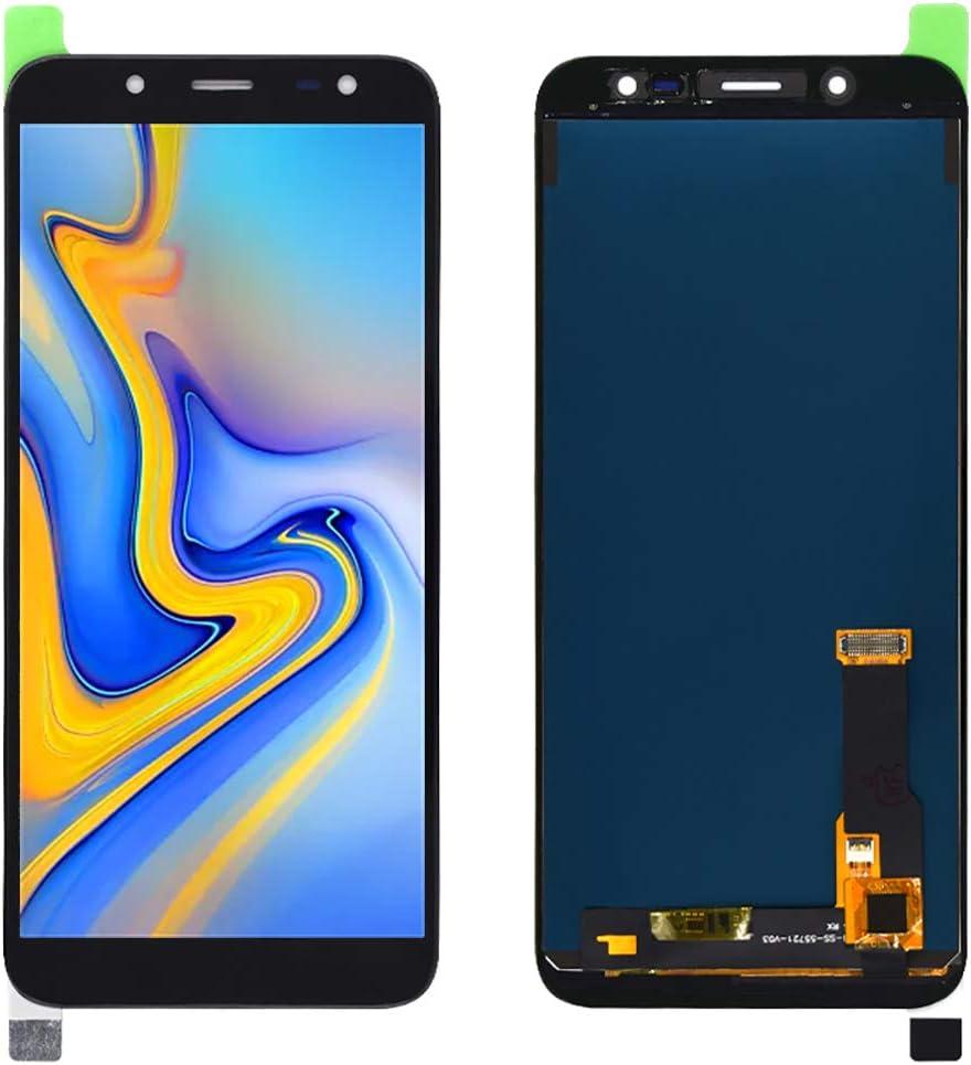 para Samsung Galaxy J6 2018 J600 J600F Pantalla táctil LCD, Piezas ...
