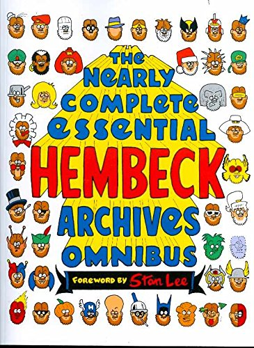 The Nearly Complete Essential Hembeck Archives Omnibus PDF