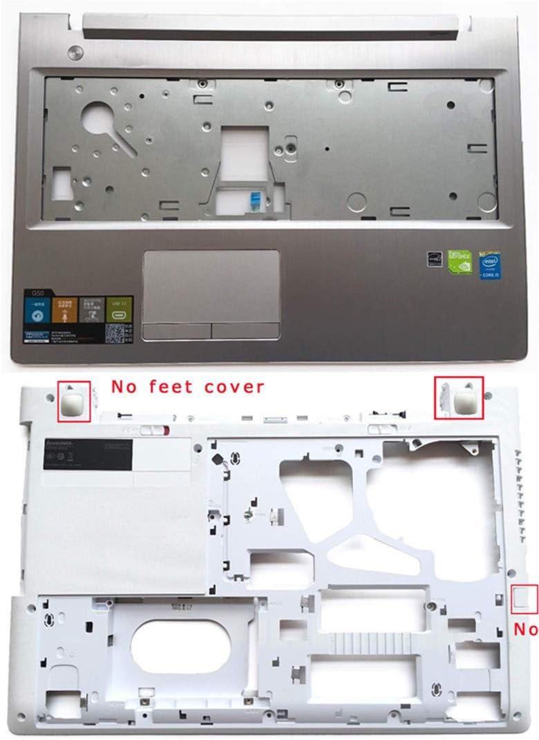 New for Lenovo G50-45 G50-70 G50-80 Palmrest Upper CaseTouchpad &Bottom Base Case Cover