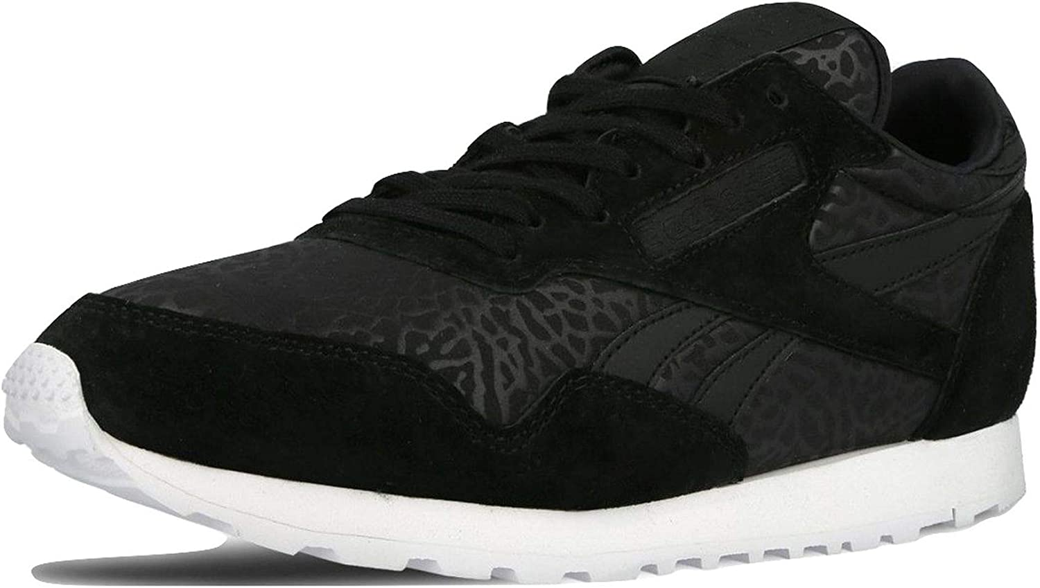 senaste designen usa billig försäljning stor rabatt Reebok Paris Runner Gallery II Trainers Black 6 UK: Amazon.co.uk ...