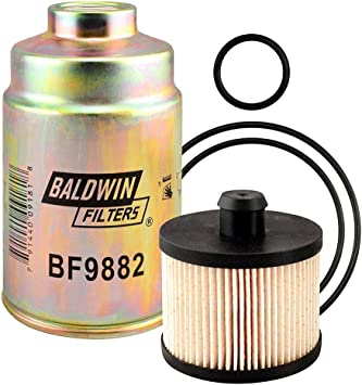 Amazon.com: Baldwin BF9918 KIT Automotive Fuel Filter (Spin-On 4-13/32  in.L): AutomotiveAmazon.com