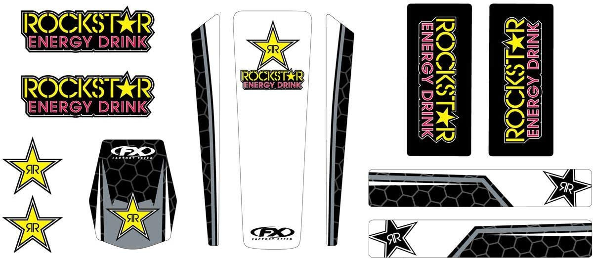 Rockstar Factory Effex 2020 Universal Trim Kit