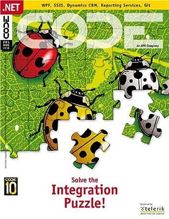 CODE Magazine - 2010 JulAug (Ad-Free!) (English Edition ...