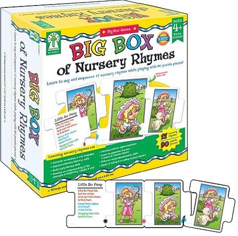 Big Box of Nursery Rhymes Educational Board Game