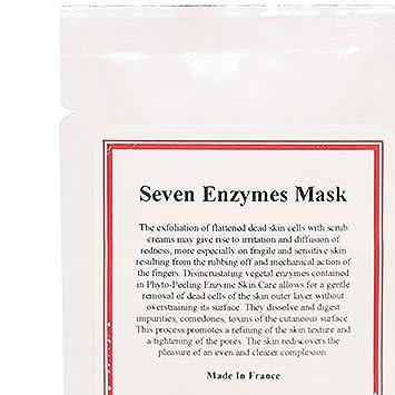 Amazon.com: Pour Elle cosméticos 7 enzima phyto-peeling Peel ...