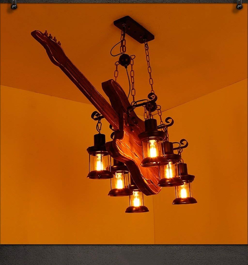 Amazon.com: XQY Lámpara de techo de salón, lámpara colgante ...
