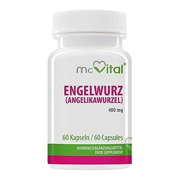 Engelwurz Angelikawurzel - 400 mg - Bei Magenbrennen - Stärkt das ...