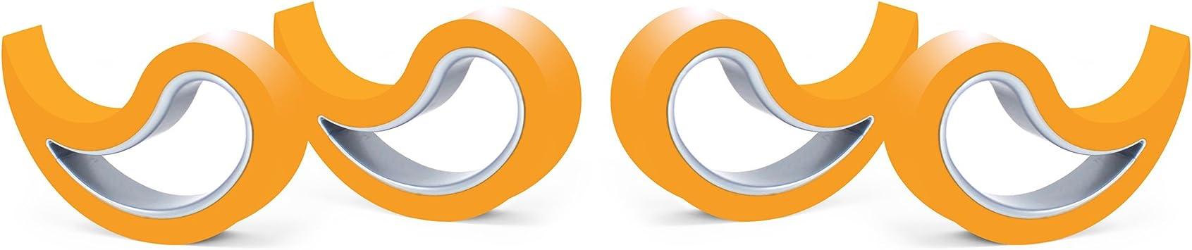 orange Stoppy T/ür-//Fensterstopper Stoppi