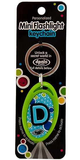 Dpal Mini linterna llavero, D: Amazon.es: Juguetes y juegos
