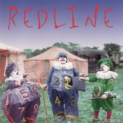 CD : Redline - My Disease (CD)
