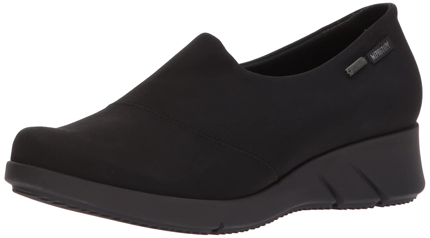 Mephisto Women's Molly Gt Rain Shoe B06XKF75HP 6 B(M) US|Black Stretch