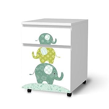 Creatisto Möbel Aufkleber Folie Für Ikea Malm