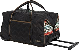 product image for Cinda b. Carry-on Rolly, Ravinia Black, One Size