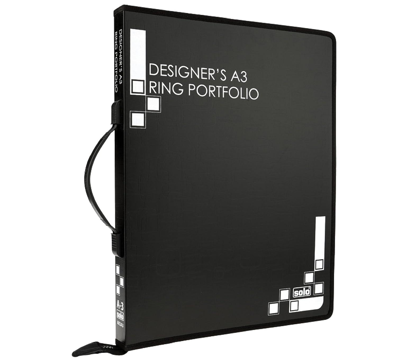 File folder accessories buy file folder accessories online at best writeaway solo ar2a3 designers a3 ring portfolio fandeluxe Gallery