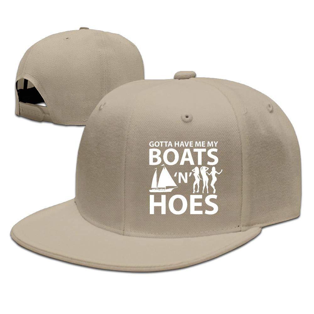 Boats N Hoes Prestige Worldwide Mens Adjustable Baseball Cap Dad Hats