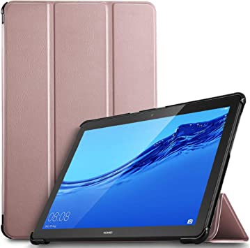 Ivso Hülle Für Huawei Mediapad T5 10 Ultra Schlank Elektronik