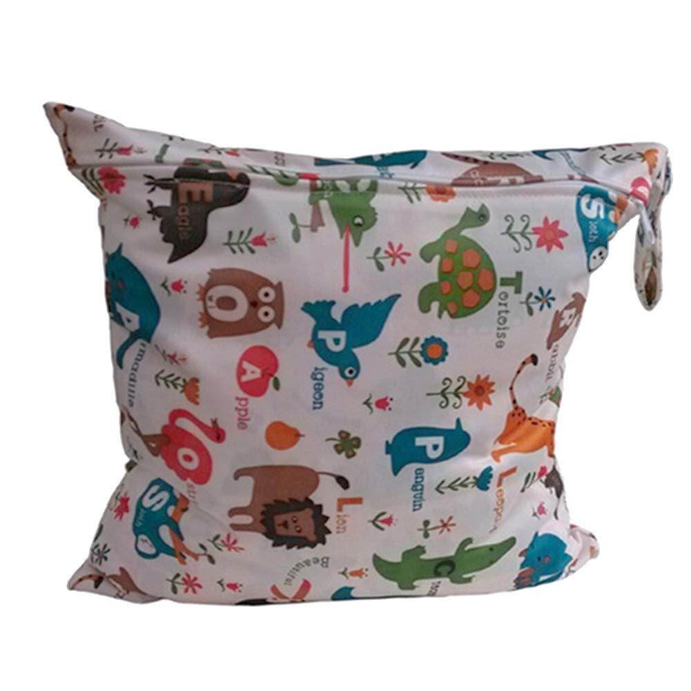 Kinder Erwachsene Wisilan Wiederverwendbare wasserdichte Polyester-Stofftasche zum Aufh/ängen von Windeln oder kleinen Bestandteilen von Babys