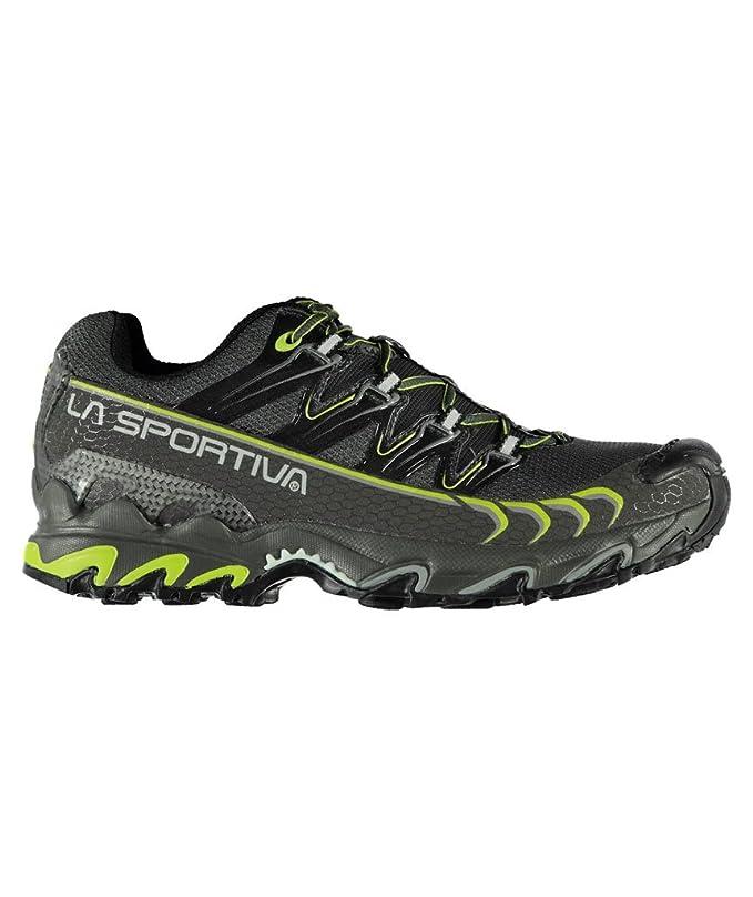 La Sportiva Ultra Raptor - Zapatillas de senderismo para mujer gris gris M negro Size: 39.5 x4l4s