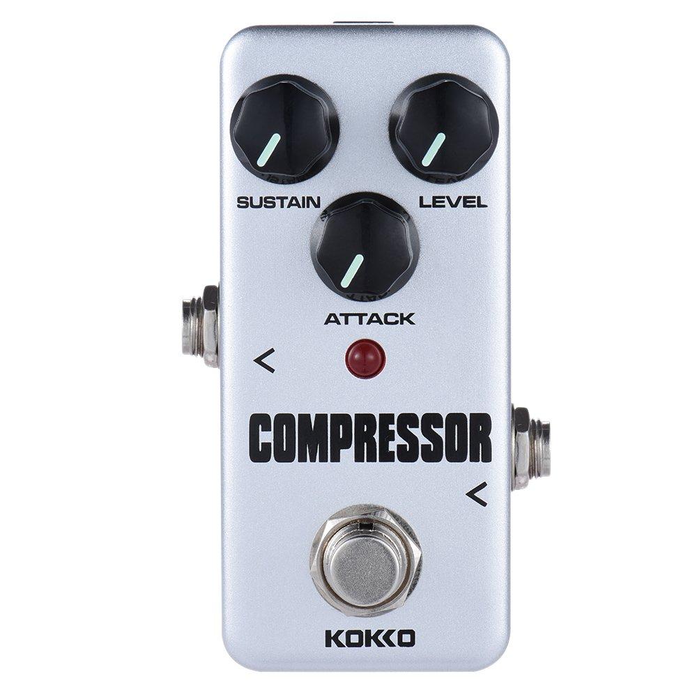 Kokko Gitarren effekt pedal FCP2 Mini kompressor Portable Pedal TZM3174110419050DP