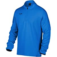 Oakley Men's Gridlock Golf Pullover Top (Blue Indigo or Ozone)