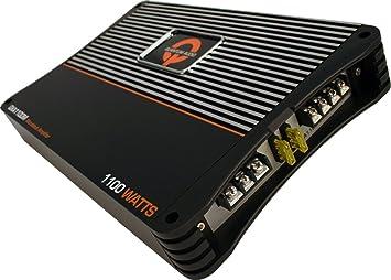 Quantum QXA1100M Mono QXA - Amplificador