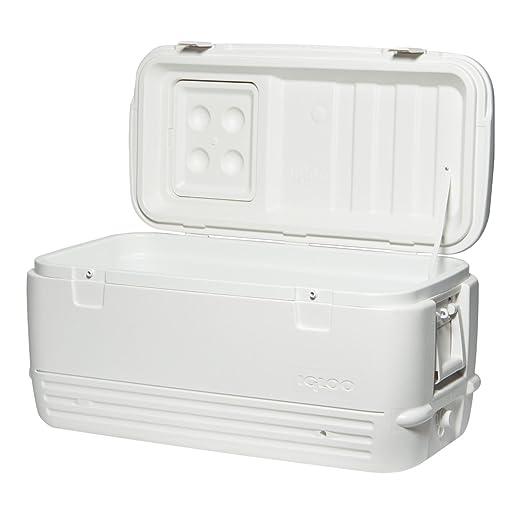 iGloo Quick Cool 100 - Nevera portátil 5 días hielo retención caja ...