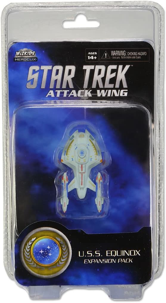 Heroclix Wizkids Star Trek Tactics Attack Wing Federation Ships Various