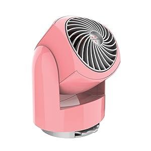 Vornado Flippi V6 Personal Air Circulator Fan, Coral Blush