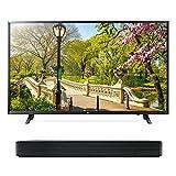 """LG 55UJ6200.AWM Combo Smart TV 55"""", Ultra HD + Soundbar SK1, Built in Wi-Fi (2017)"""
