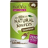 Natvia 100 % Natural Sweetener Canister 200g (Pack of 3)