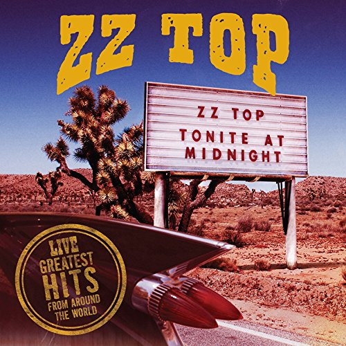 74dfc4ad0b3 ZZ Top Live Greatest Hits From Around The World coming in August ...
