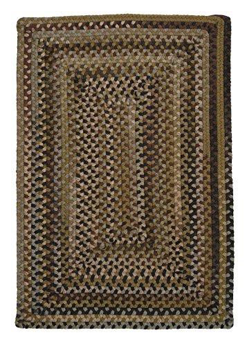 Colonial Mills Ridgevale - Grecian Green Chair Pad (Set 4) (Grecian Ridgevale Green)