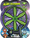 Aeromax Alien Invasion Light Up Flying Saucer