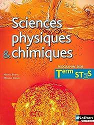 SCIENCES PHYS CHIMIQ TERM ST2S